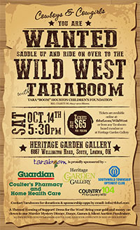 WildWest with Taraboom